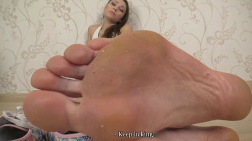 Veronika - huge cruel bitch (POV) Full HD