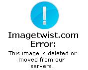 Melina Pitra in black lingerie
