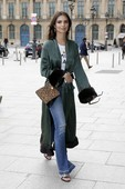 Emily Ratajkowski - Candids in Jeans out in Paris 12