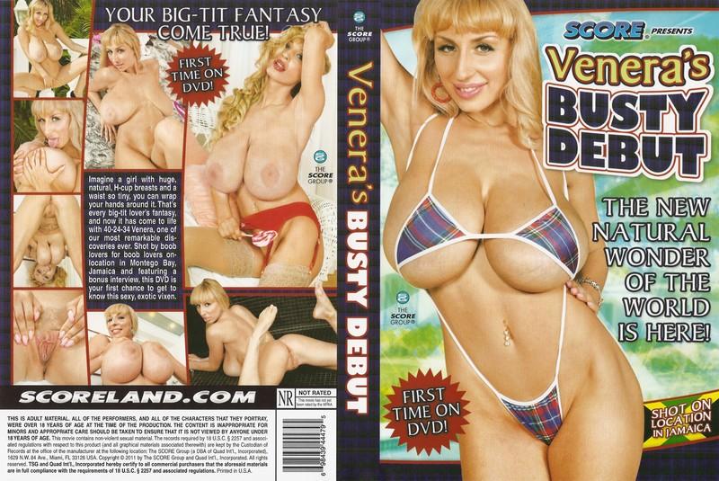 Venera's Busty Debut DVD5 – Sexy Venera