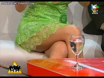 Betina Capetillo hot legs close up