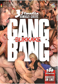 3 Stunden Gang Bang Bukkake (2017)