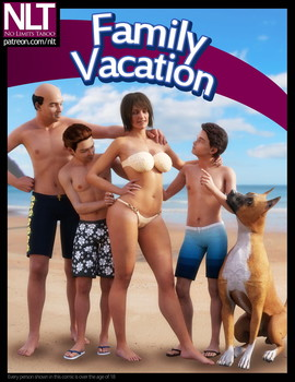 NLT Medlia - Family Vacation Cover