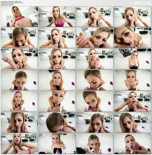 Zoey Monroe - Good Blowjob in POV Style