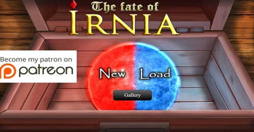 The Fate of Irnia - Updated - Version 0.20 + Walkthrough