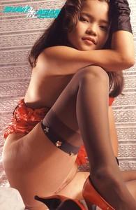 SA157 - Gloria Yu - Red Hot - China Nude Girls Pics