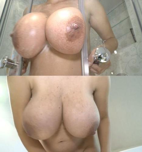 Katarina Hartlova – Busty Preggo Bath HD 720P