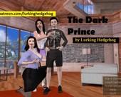 Lurking Hedgehog Dark Prince