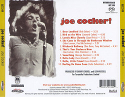 Joe Cocker - Joe Cocker! (Limited edition) [1969] (2017)