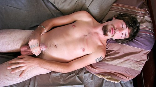 StraightNakedThugs – Samuel Phatom (Jerking Out The Juice With Hairy Samuel)
