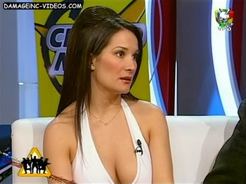 Betina Capetillo big boobs white cleavage