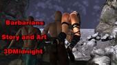 3DMidnight - Barbarians - part 1-2