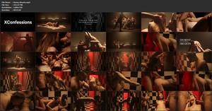 Misha Cross - Horny Beasts, HD, 720p