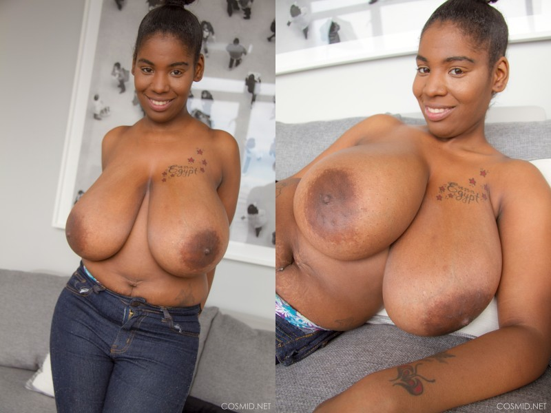 Quana Stevens – Quana's First Video Black Boobs – FullHD 1080p