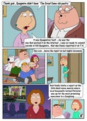Family Guy adult comic by - JRC - The Retrospective Adventures Of A Housewife Turned Porno Star Lois