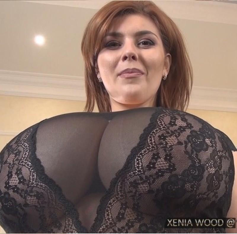 Xenia Wood – Xenia Sheer Top Natural Breasts – FullHD 1080p