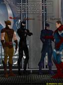 Dark Avengers from Argento