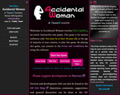 Html game by Accidental Woman 0.03.3 by ThaumX