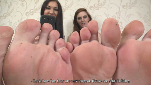 Linda & Jasmine - lethal custom video (POV) Full HD