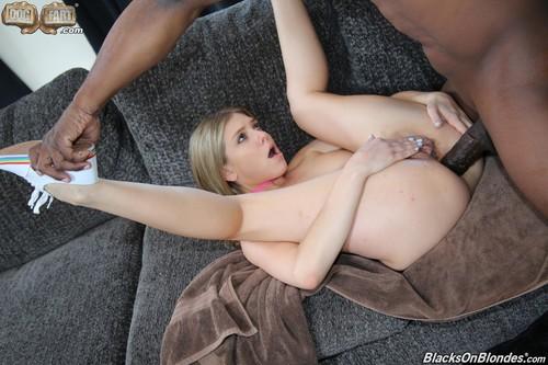 Blacks On Blondes - Giselle Palmer