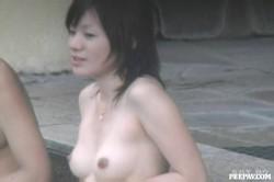 Aquaな露天風呂Vol.866