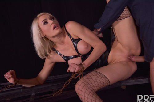 House Of Taboo - Kitana Lure (Shackled, Spanked & Penetrated)