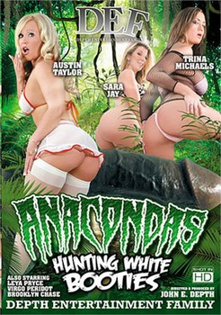 Anacondas Hunting White Booties (2017)