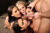 Jenna Presley & Jessica Jaymes & Julia Ann & Kirsten Price - Office 4-Play IV (hd6qq64q705.jpg