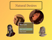 New PC sex game - Natural Desires by Kolian ver 0.1