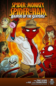 Spider-man adult comic Raiders of the Sexverse by Alx