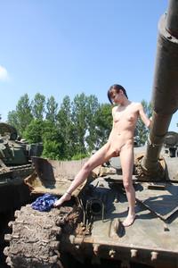 Diana A - Russian T64A