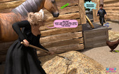 Updated new 3d comic 2017 from Y3DF - Deuteronomy 1 - 120 pages