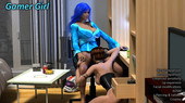 Epic anal fisting in Doll Project - Gamer Girl