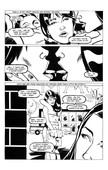 Collection of comic book artist REBECCA