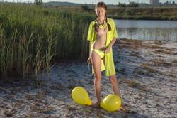 Hrizantema - Beach Play