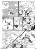 BaconatorXL - Dbz crossover - Dragon ball z comic - ongoing