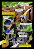 SWAT Kats Nova Squadron Issue 1 by Hanna Barbera